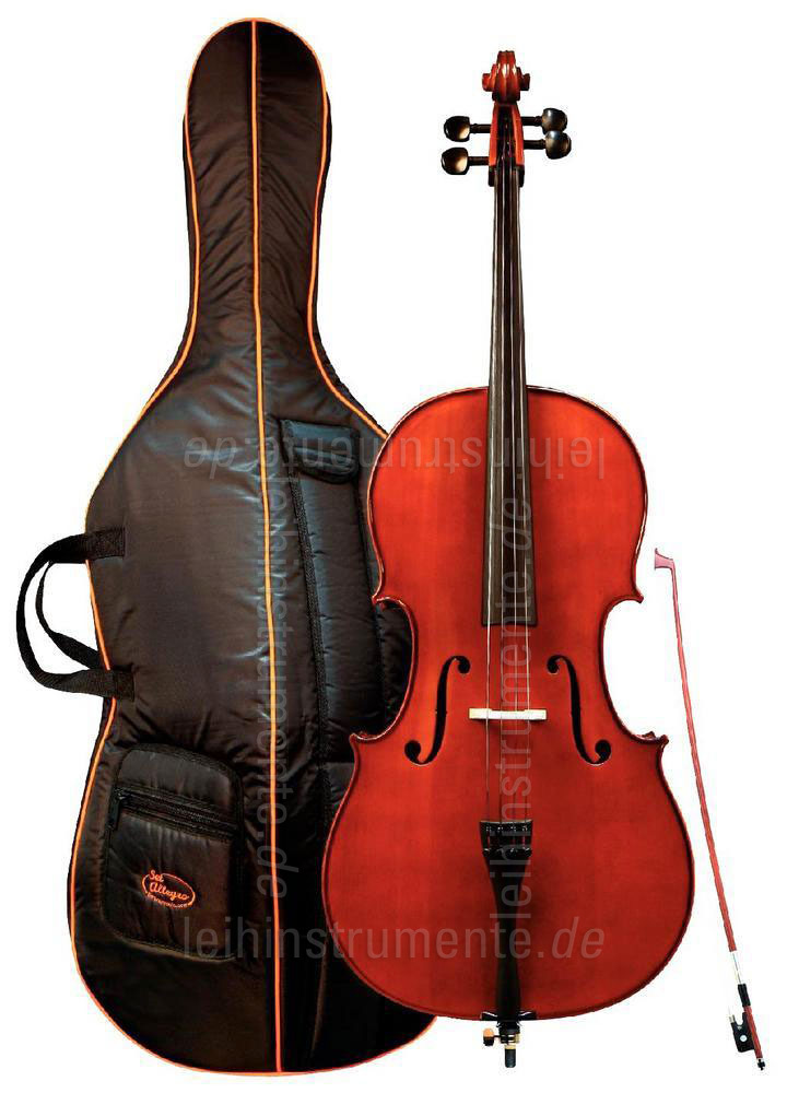 to article description / price 4/4 Cello Outfit  - GEWA ALLEGRO - all solid