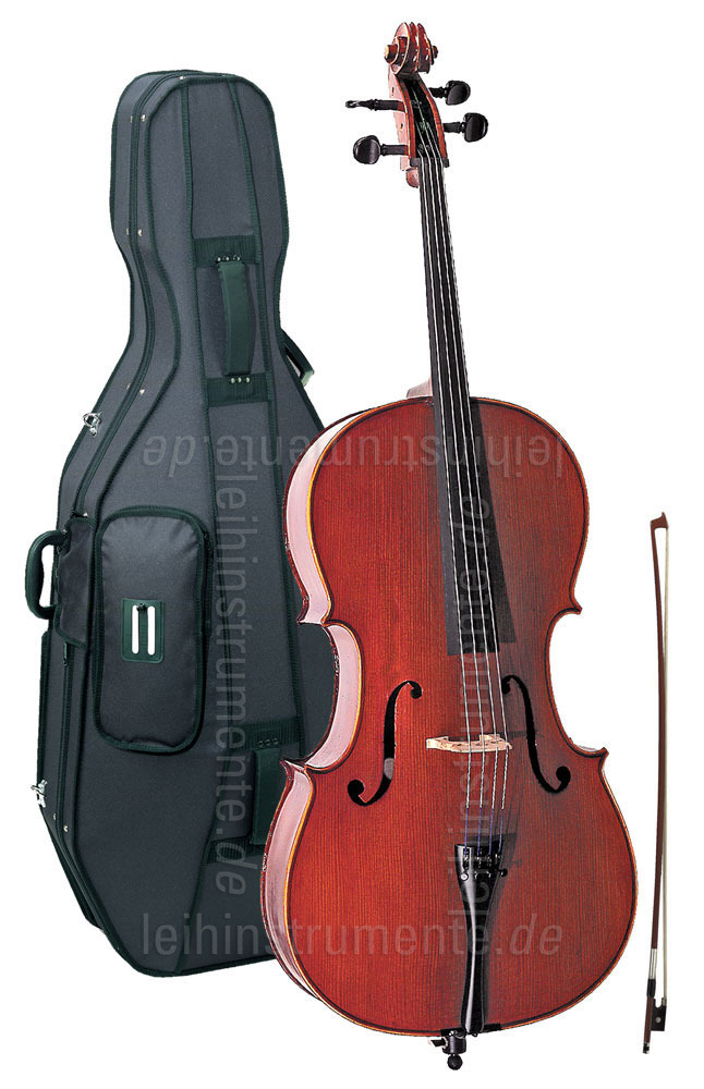 to article description / price 1/4 Cello Outfit - HOFNER MODEL 3 - all solid