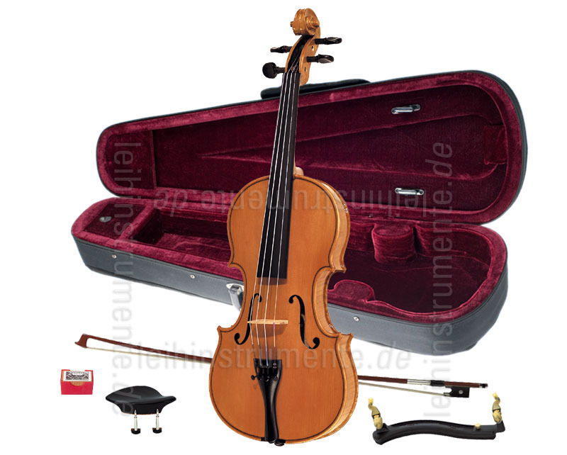 to article description / price 3/4 Violinset - HOFNER MODEL 1 - all solid - shoulder rest
