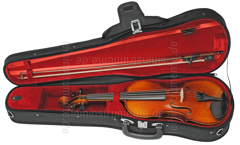 to article description / price 4/4 Violinset - HOFNER MODEL H11E-V-0 PRESTO - all solid - shoulder rest